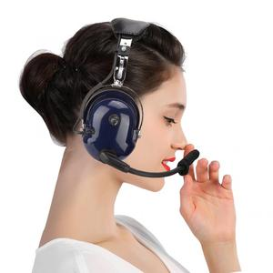 Image 4 - Earbud General Aviation Headset, Dual Plug Pilot Headphone, 3.5mm Noise Reduction Headset for Pilots