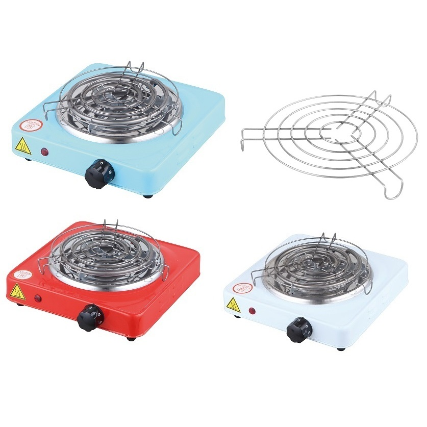 ELECTRIC KITCHEN FOR SHISHA WITH GRILL CACHIMBA CARBON STOVE 1000W COLORS