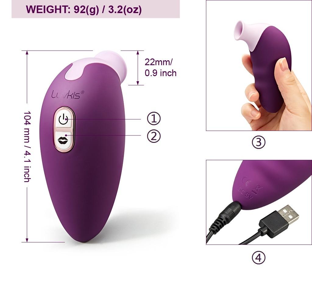 Womanizer, </br>Intense, Clitoris Stimulator
