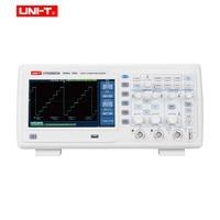 UNI T UTD2062CM 2102CM 2202CM 100 240V Multi functional Digital Storage Oscilloscope Switchable Probes 2 channels 1GS/s with USB