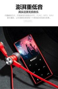 Image 3 - Yeni RUIZU D29 Bluetooth MP3 çalar taşınabilir ses ile 8GB müzik çalar dahili hoparlör desteği FM, kayıt, e kitap