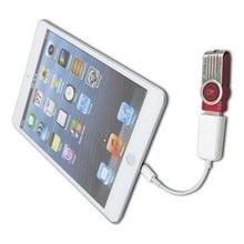 8 Pin OTG Zu USB 2,0 Weibliche Adapter Kabel OTG CableAdapter Reader Für iPad 4/iPad Air/iPad5/iPad Mini Kamera Connection Kit