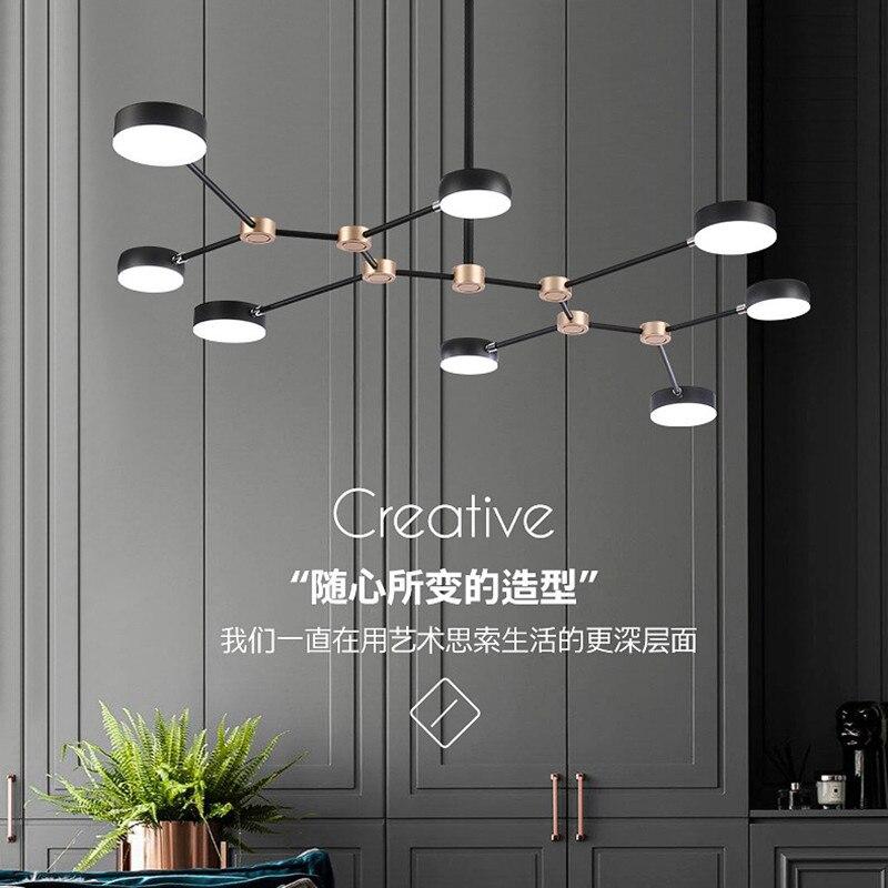 Deco Chambre Rope Bedroom  Pendant Lights