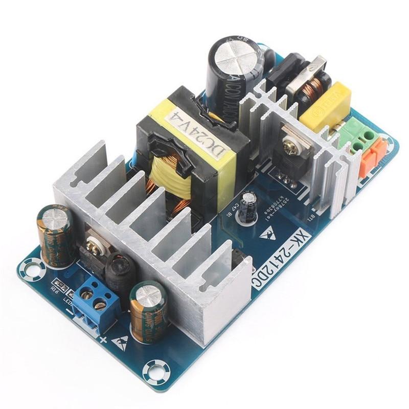 AC 100-240V to DC 24V 6-9A Power Supply Module Board Switch AC-DC Switch Power Supply Board-1