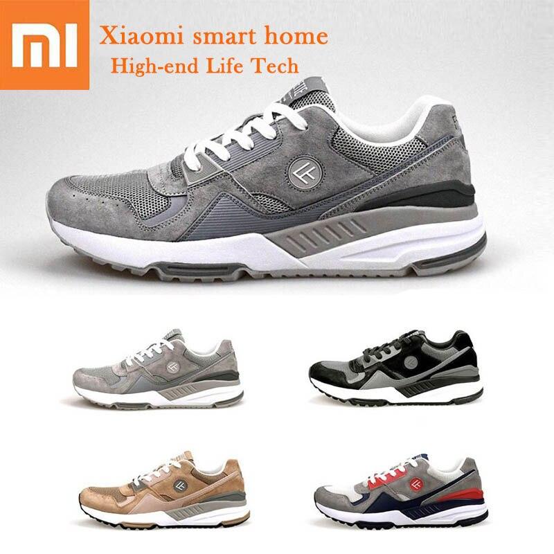 Xiaomi zapatos deportivos FREETIE de absorción de golpes transpirables y flexibles zapatos de suspensión de almacenamiento de energía para hombre - 6