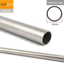 304 tubo di acciaio inox di precisione tubo, diametro Esterno 20mm, diametro interno 10 millimetri 12 millimetri 14 millimetri 15 millimetri 16 millimetri 17 millimetri 18 millimetri, tolleranza 0.05 millimetri,