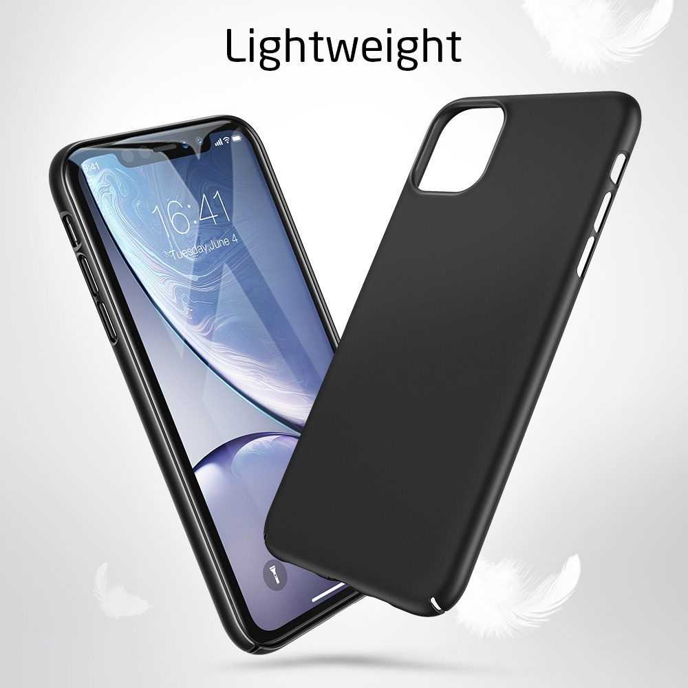 H6fcc79b9d15c44638063d4de5f90aaf4e ESR Case for iPhone 11 Pro Max 2019 Simple Protect Case Green Black Grip Brand Shockproof Protective Cover for iPhone11 iphon
