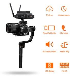 Image 4 - Cvw swift 800 800ft sem fio sistema de transmissão vídeo hdmi imagem hd transmissor sem fio receptor suporte monitor smartphone