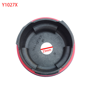 Image 3 - 1 pc for kia K2 Bulb access cover Bulb protector Rear cover of headlight Xenon lamp LED bulb extension dust cover