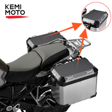R1200GS R1250GS Side Case Pads Motorcycles Pannier Cover Set For Luggage Cases For BMW R1200GS LC Adventure ADV R 1250 GS r1200gs r1250gs side case pads motorcycles pannier cover set for luggage cases for bmw r1200gs lc adventure adv r 1250 gs