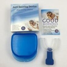 Анти-шлифование стоп храп бруксизм защита зубная скобка Защита рта для сна помощь здравоохранения блокиратор пробка с коробкой набор