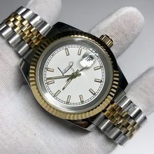 Luxury Brand Watch 40mm Automatic glide smooth second hand Mechanical Silver Gold Black Datejust Watches AAA