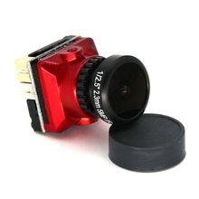 kingkong ldarc tiny gt7 75mm gt8 8 76cm mini fpv rc racing drone betaflight f3 10a blheli s 800tvl cam 5 8g 25mw vtx 2s pnp bnf 800TVL 1/1. 8 '' FPV Camera NTSC / PAL Switchable FPV Camera for FPV Drone Part R9UE