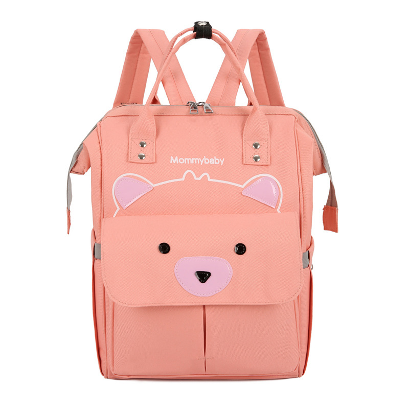 Diaper Bag Backpack Multi-functional Large Capacity 2019 New Style Modern And Trendy/women Infant Nursing Lightweight Mom MOTHER