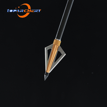 12pcs Arrow Broadheads for Crossbow Longbow Hunting Target Shooting Accessories 100GR 3 Blades Replaceable Silver Arrowhead Tips 4