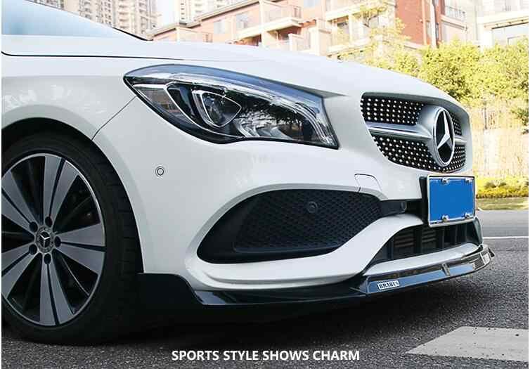 Véritable Mercedes-Benz Cla W117 AMG Avant Pare-Choc Rail de Montage Droit
