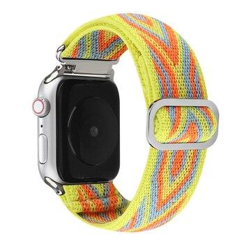 Ремешок нейлоновый для Apple Watch Band 6