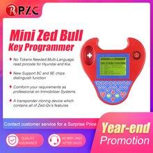 Klucz programujący Mini Zed Bull V508 inteligentny programator transpondera zed bull programator zedbull v508 brak żetonów Limit