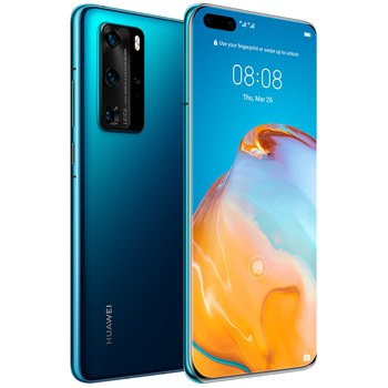 Global Version Huawei P40 Pro 5G 8GB 256GB Kirin 990 Smartphone 50MP Quad Cameras 6.58'' 90Hz Screen 40W SuperCharge 1
