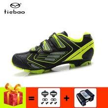 Tiebao sapatilha ciclismo mtb обувь для велоспорта добавить