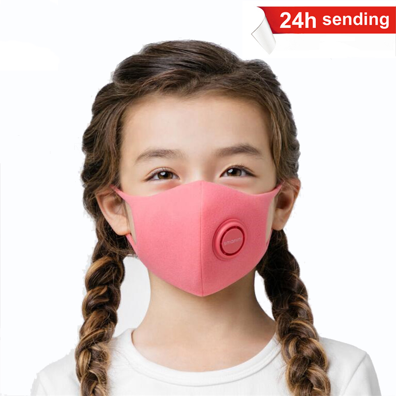 Fast Delivery Hot Sale In Stock PM2.5 Anti Pollution Anti Fog Kid Mask Filter Pm2.5 Respirator Washable Reusable Mask