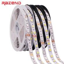 Светодиодная лента RGB CCT RGBCCT RGBW RGB теплый светильник 5050 12В 24В Водонепроницаемый 5 м 300LED гибкий светодиодный ленточный светильник s белый синий...