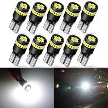 10x T10 W5W LED Ccanbus de aparcamiento de coche de luz para Citroen C4 Picasso Berlingo Xsara C5 C3 Saxo C2 C1 C4L DS3 Xantia 2 DS4