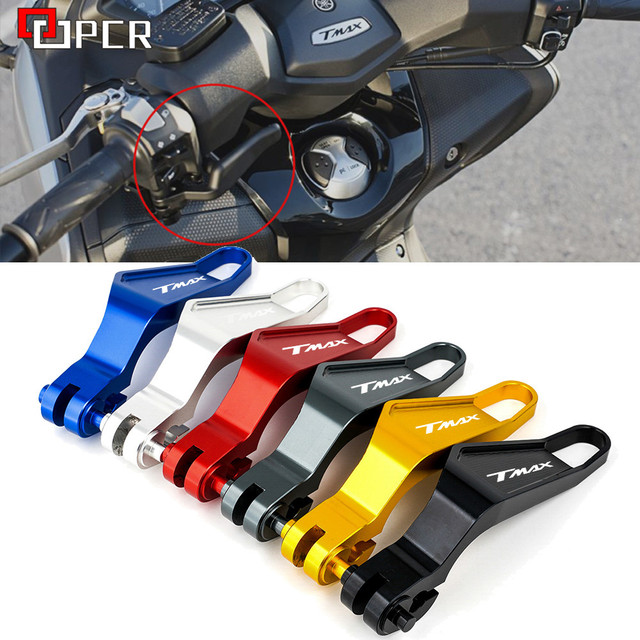 Top Quality CNC Motorcycle Parking Brake Lever Fits For YAMAHA TMAX 530 Tmax 530 DX SX  2017 2019 Tech Max T MAX TMAX 560 2020