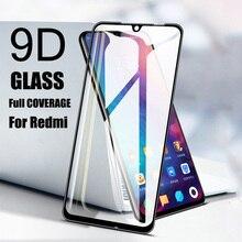 9D Vetro Temperato Per Xiaomi Redmi Nota 7 5 6 Pro Protezione Dello Schermo Per Redmi 7 6 5A 6A 5 più S2 4X Pellicola di Vetro Di Protezione