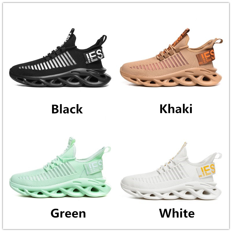 Air Mesh Breathable Men Shoes Cushioning Lightweight Running Sneakers Women Fashion Jogging Shoes