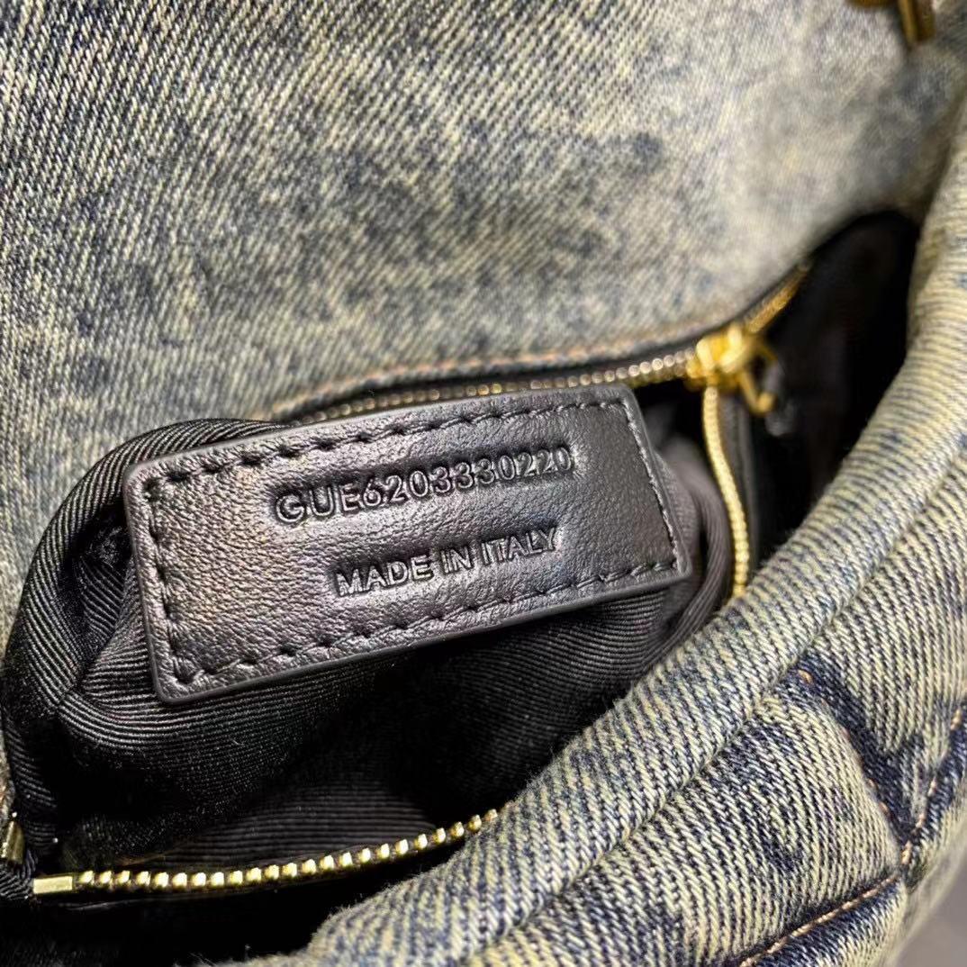 crossbody sacos para famosa marca loulou puffer saco de cowboy