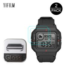 Screen-Protector-Film Tempered-Glass Amazfit Neo Anti-Scratch 9H for Huami 2PCS Clear