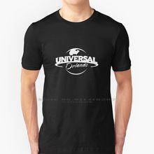 Universal studios orlando-alta qualidade t camisa 100% puro algodão universal estúdios uso isands de aventura ush universal studio