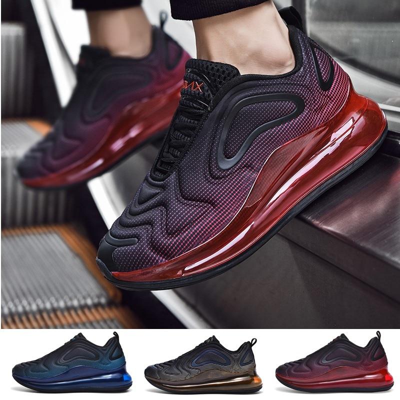 Модная мужская спортивная обувь для отдыха, кроссовки с увеличенной воздушной подушкой