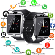 Bluetooth Smart Watch Smartwatch DZ09 Android TF SIM Camera Smart Clock Watches Relogios For iOS iPhone Samsung Huawei Xiaomi цена