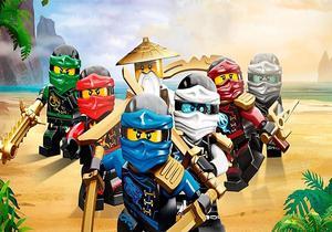 Image 3 - Photurt おもちゃ ninjago 写真撮影の背景ベビーシャワーボーイ誕生日パーティー背景アニメーション characte ビニール写真スタジオ小道具