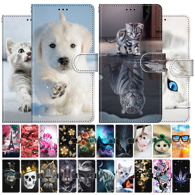 Flip Leather Wallet Case on sFor Coque Samsung Galaxy J3 J5 J7 2016 2017 Case Cover Leather Stand Protective Cart Slot Holder image