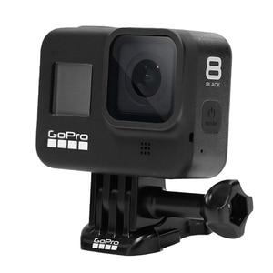 Image 4 - Gopro بطل 8 أسود عمل كاميرا الرياضة في الهواء الطلق كاميرا مع 4K الترا HD فيديو بث مباشر الاستقرار