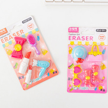 Lipstick Eraser Stationery Drawing-Rubber School-Suppies Kids Cute Girl Fashion for Promotion-Gifts