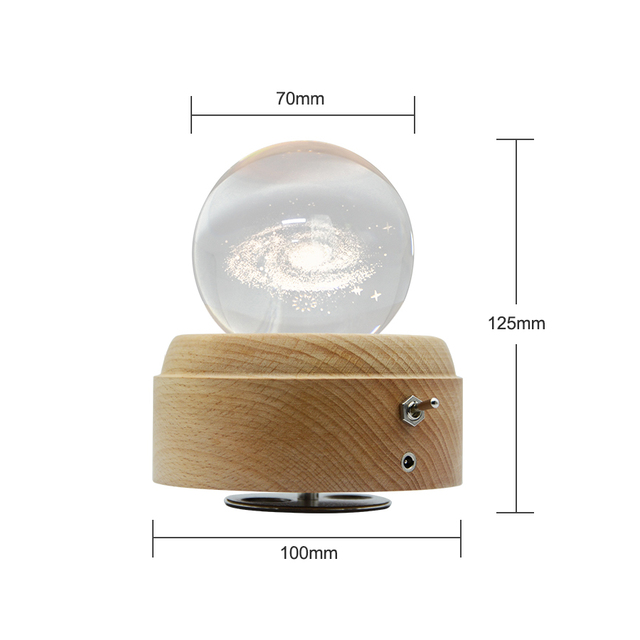 Universe-Music-Night-Light-Luminous-Rotating-Musical-Box-with-Projection-LED-Light-and-Wood-Base-Best