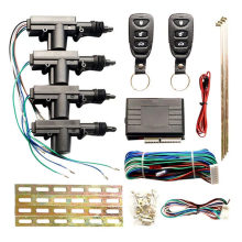 Système de verrouillage de porte de voiture universel 12V, verrouillage Central sans clé avec système de moteur, détection ACC