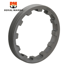 688 45384 Lock Ring Nut Outboard For Yamaha Outboard Motor 2T 50 140HP or 4T F45 F115  Parsun T85 T90 Engine 688 45384 00