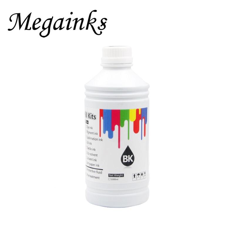 Megainks 500ML par bouteille encre Textile numérique pour tête d'impression Epson DX5 5113 pour imprimante epson