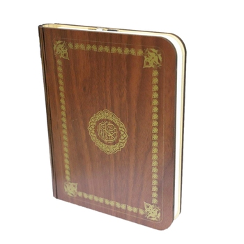 Led Book Lamp Quran Speaker Is The Latest Product For Muslim To Learn Quran-Eu Plug
