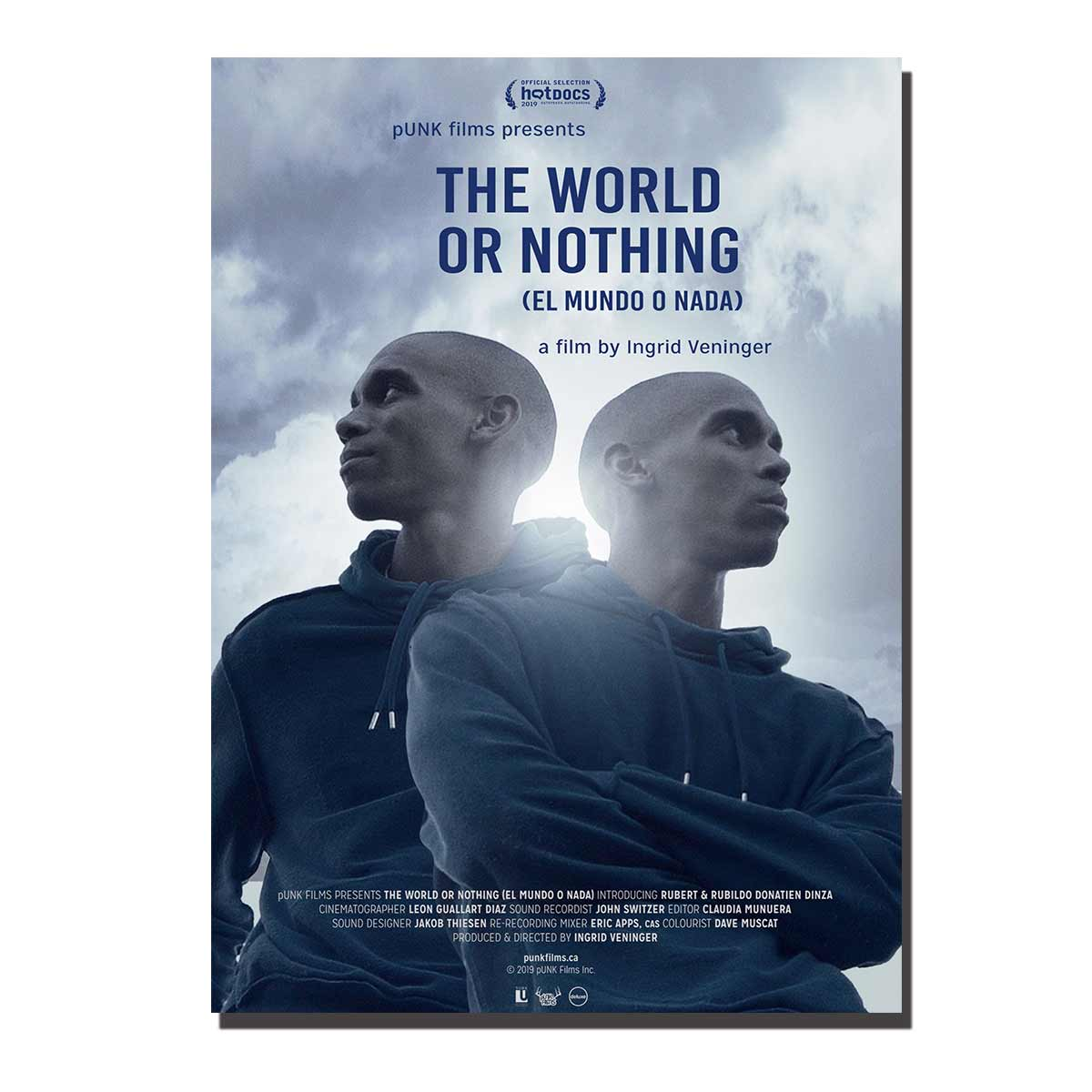 C265 The World or Nothing Movie Hot Print Fabric Art Silk Poster Pictures 24x36 12x18 27x40 Canvas Gift image