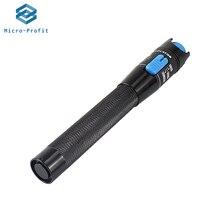 משלוח חינם 5km תקלה חזותית Locator 1mW סיבים אופטי עט היתוך לייזר Fibra אופטיקה כבל Tester