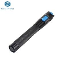 Ücretsiz kargo 5km görsel hata bulucu 1mW Fiber optik kalem Fusion lazer Fibra Optica kablo test cihazı