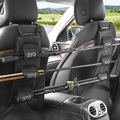 DONQL 2 шт. держатель для удочки  держатель для заднего сиденья автомобиля  удерживает 3 полюса  подходит для удочки  Автомобильный кронштейн  р...