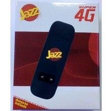Лот из 500 шт разблокированный Jazz W02-LW43 4g lte ufi wifi модем usb dongle Беспроводной маршрутизатор wingle с sim-слотом PK для huawei e8372 e