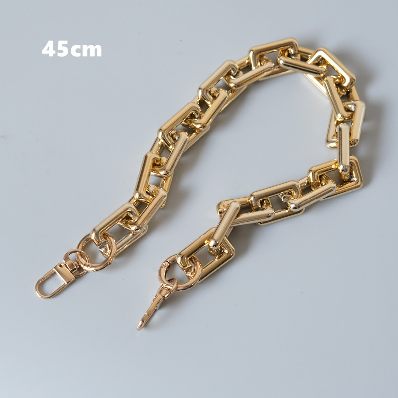 Clearance SaleBag-Accessory Strap Replacement-Chain Detachable-Parts Shoulder-Handle-Chain Acrylic